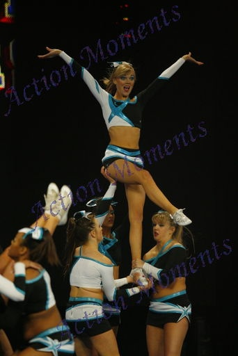 Maddie Gardner Cheer Extreme Senior Elite
