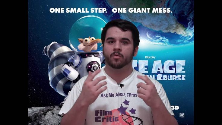Film Review (in Spanish): Ice Age - Collision Course by KIDS FIRST! Film Critic Brandon C. #KIDSFIRST! #IceAgeCollisionCourse