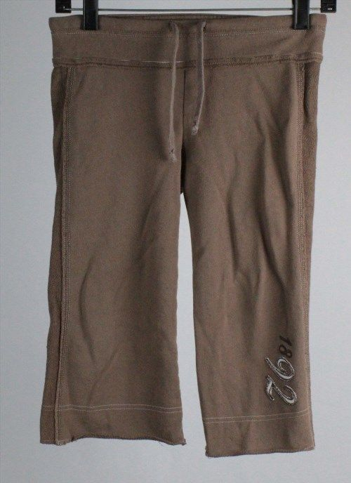 15.83$  Buy here - http://viphj.justgood.pw/vig/item.php?t=hcmr26t5239 - Abercrombie Womens Brown Shorts Size S Small 15.83$