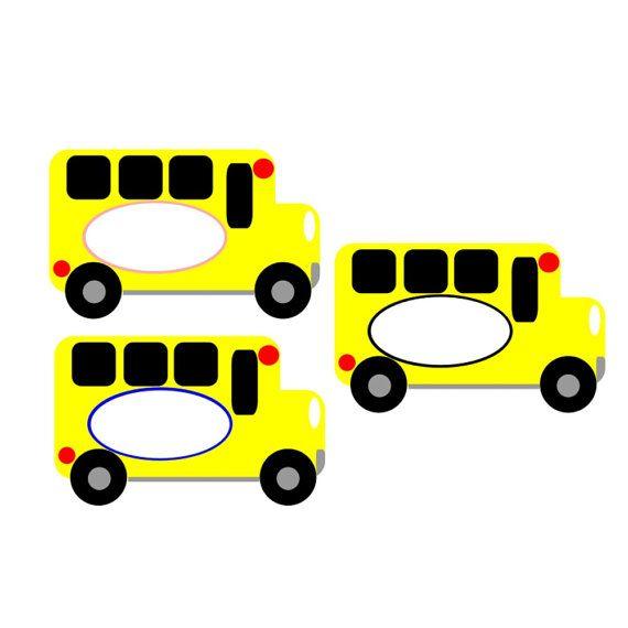 Svg School Bus Designs