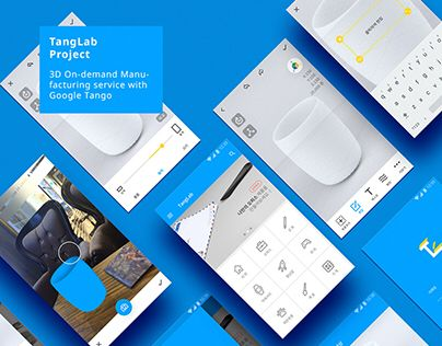 3D On-demand Manufacturing Service, TangLab