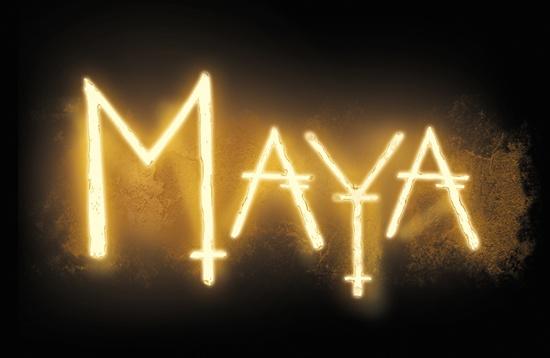 Maya Bar, Liverpool, Cocktail Menu Design