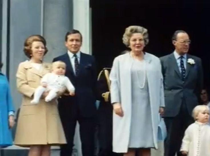 Defilé Koninginnedag (1969)
