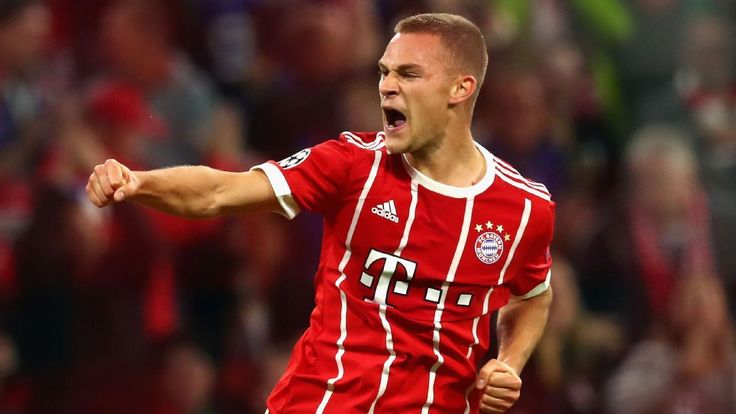 Kimmich learning Spanish from Real Madrid song