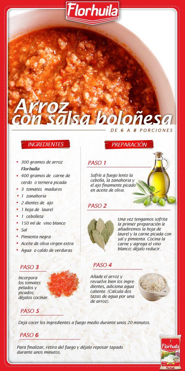 Sorprende a tu familia con esta deliciosa receta de Arroz Florhuila.