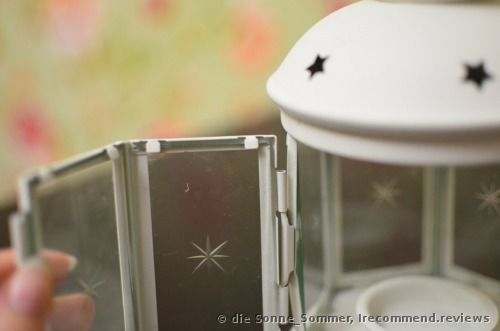 ROTERA indoor/outdoor Lantern, IKEA review: 'Do you want to have a fairy winter photoshoot? Or maybe you want to have a romantic candle light dinner? What to do? The Rotera lantern will definitely help you out!!!'