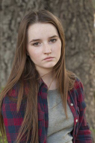 Kaitlyn Dever  I'm setting the character Katie Myers to look like her.