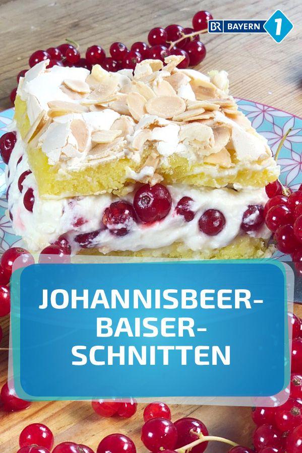 Johannisbeerkuchen Rezept Vom Blech Mit Baiser Rezepte Fur Den Sommer Rezepte Kuchen Und Leckere Kuchen