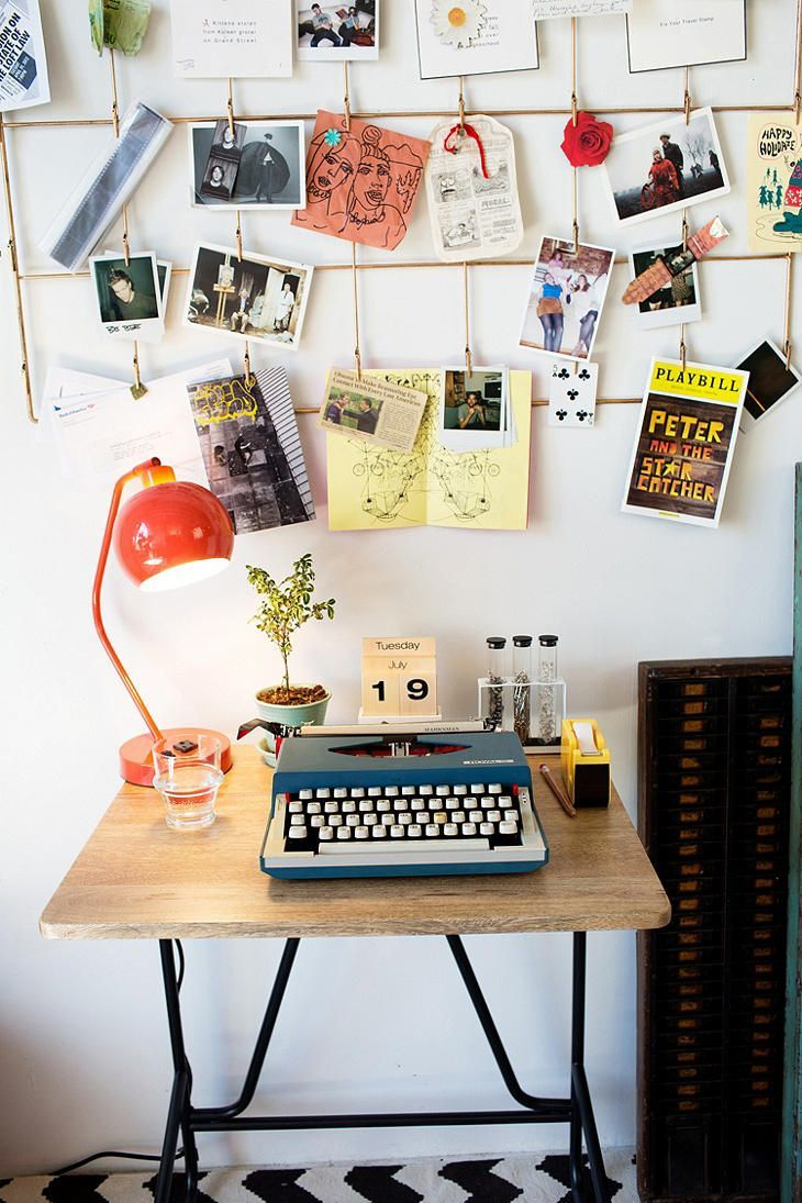 Glamorous Home Office Spaces 5