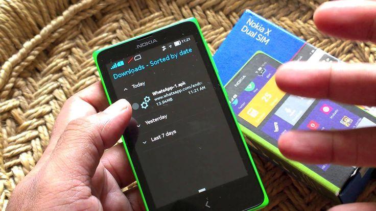 WhatsApp And WhatsApp Plus Free Download And Install On Nokia X, Nokia X2, Nokia XL