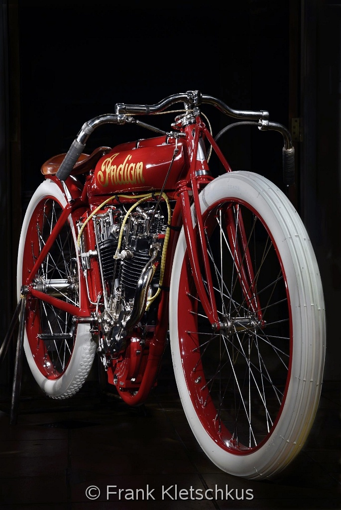 Indian - while I raise issues with the brand name, they have always been beautiful bikes.