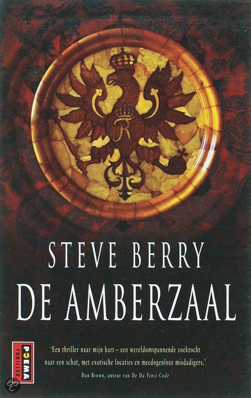 Steve Berry - De amberzaal