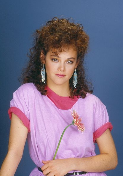 Rebecca Schaeffer from TV's My Sister Sam