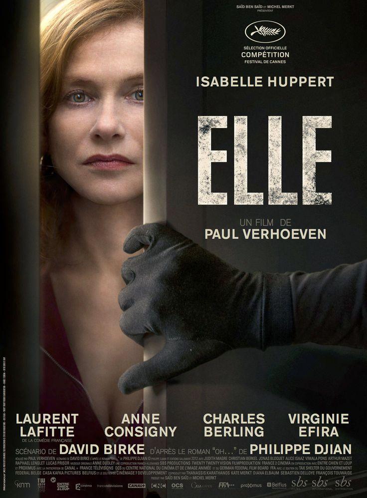 Ce film est présenté en Compétition au Festival de Cannes 2016Michèle fait partie de ces femmes que rien ne semble atteindre. À la tête d'une grande entreprise de jeux vidéo, elle gère ses affaires comme sa vie sentimentale : d'une main de fer. Sa vi...