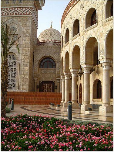 Al Saleh masjid in Sana'a, Yemen | by Ani