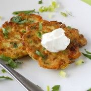 Zucchini Feta Pancakes Picture 1