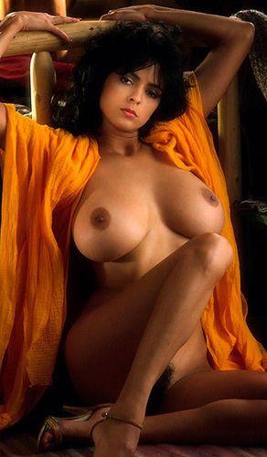 Roberta vasquez nude playboy