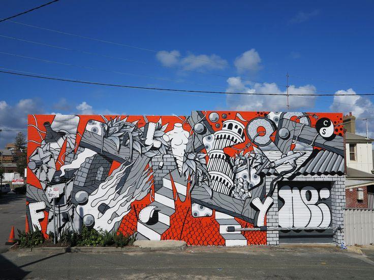@sherriewilsonprojects  #Nemco #graffiti #streetart   http://www.sherriewilsonprojects.com/