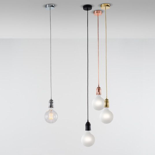 Cable Pendant Lighting Plain With This Playfully Tilted Disc Volker Flips His View To