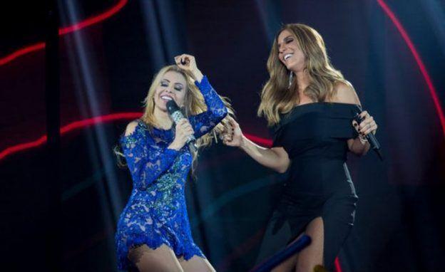 Joelma lança música e clipe com Ivete, dando dica de como dispensar o ex, assista - Antenados