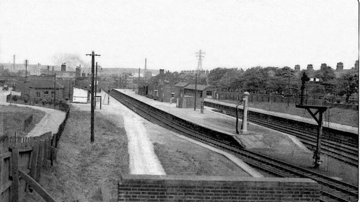 BarrowRailwayStation circa 1900