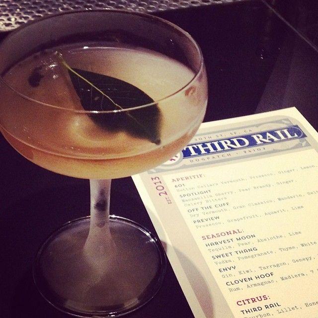 Cocktails & Jerky
