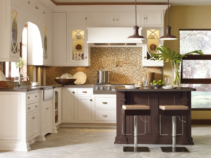 Perfect Omega White Kitchen Cabinets   Traditional   Kitchen   MasterBrand Cabinets,  Inc.