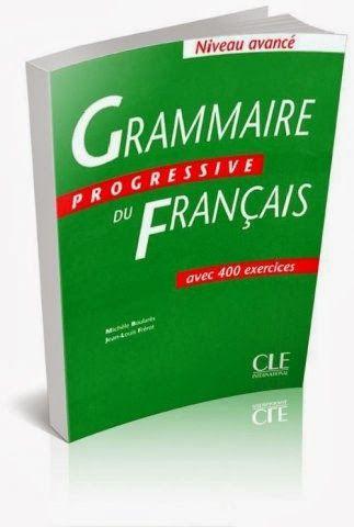 la faculté: Grammaire progressive du français niveau avancé Gratuitement
