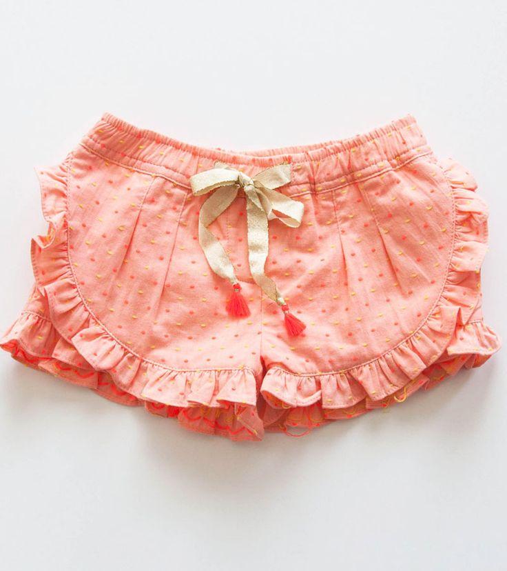 shopminikin - Louise Misha Loulou Shorts, Pink Plumeti (http://www.shopminikin.com/louise-misha-loulou-shorts-pink-plumeti/)