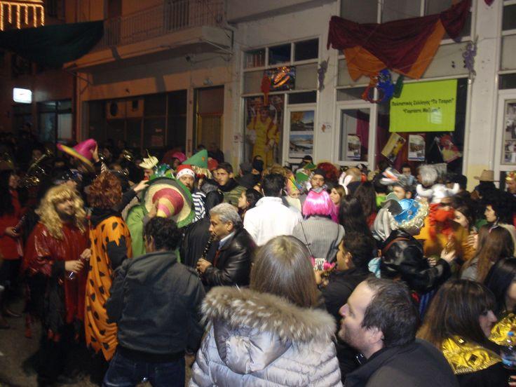 Καστοριά καρναβάλι