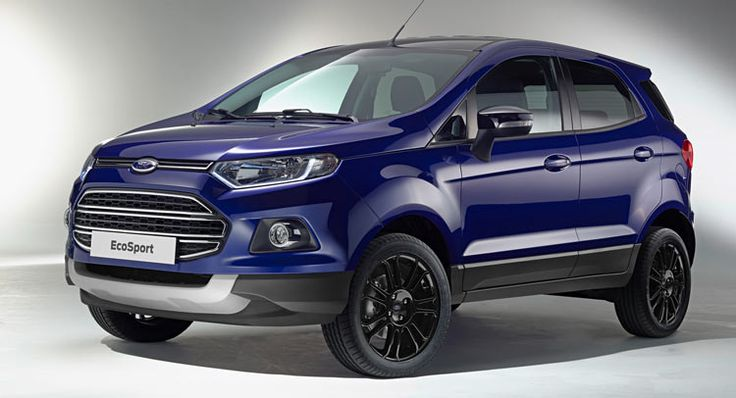 2018 Ford EcoSport Review And Release Date
