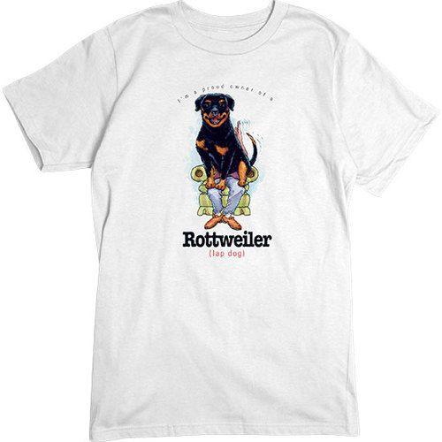 [Basic Tee] - Rottweiler Funny Friends