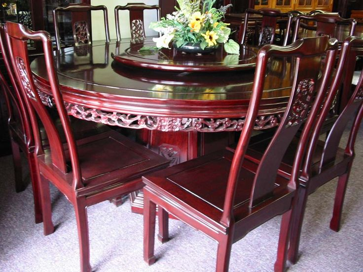 Feng Shui Dining Tables Feng Shui Tips A Beautiful Round