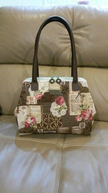 Cotton linen Doctor Bag