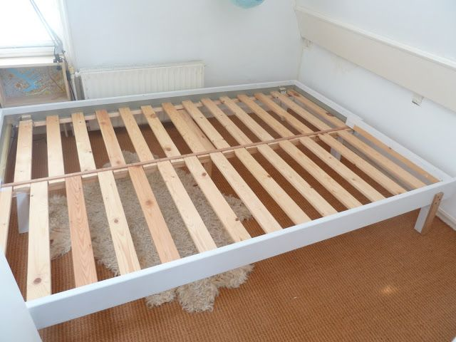 Reclining Sofa A pull out single to double bed made from a hacked Ikea bed could