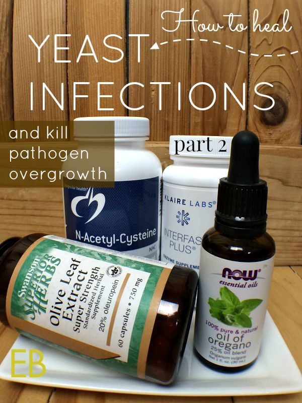 How to Heal YEAST INFECTIONS and treat pathogen overgrowth: Part 2 {Candida and more} - Eat Beautiful