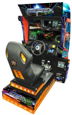 Video Arcade Games - New Deluxe, Sitdown, Upright Video Arcade Games For Sale - Page S-S | Video Arcade Machines For Sale From BMI Gaming