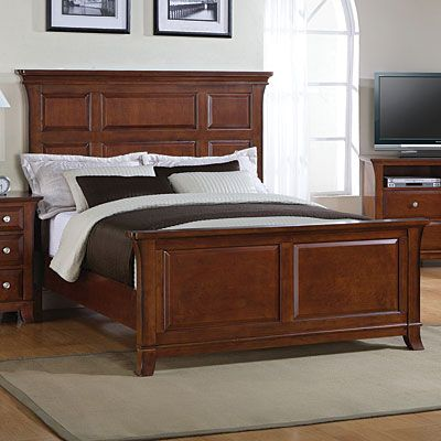 Complete Panel Queen Bed At Big Lots Unique Bedroom