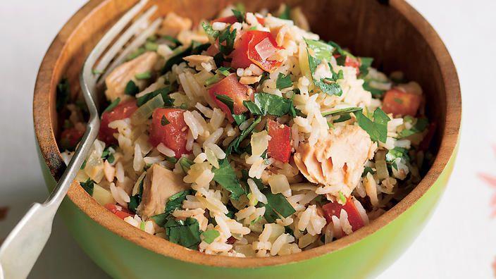 Poh's Tuna rice recipe   Healthy recipes   SBS Food