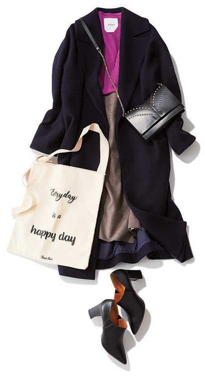 【12月】最新ファッションコーデ27選【レディース】【女性の服装】 | Oggi.jp
