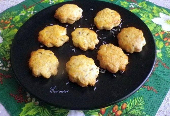 Narancsos-levendulás keksz | NOSALTY – receptek képekkel