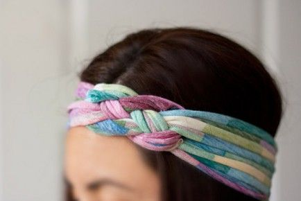 Refashioned Cool: 10 Fabric Yarn Crafts