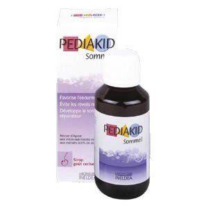 Pediakid – Sirop sommeil à la cerise – 125 ml flacon – Pour un bon sommeil réparateur: Pour un bon sommeil réparateur. Spécialement élaboré…