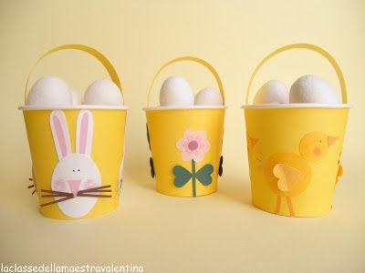 paper_cup_easter_egg_basket_craft – Crafts and Worksheets for Preschool,Toddler and Kindergarten
