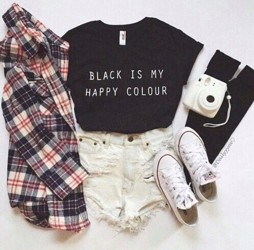 Summer Outfits #Fashion #Trusper #Tip