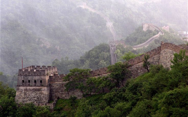 Great Wall China Landscape Wallpapers Hd Landscape Wallpaper Great Wall Of China National Geographic Wallpaper Landscape Wallpaper