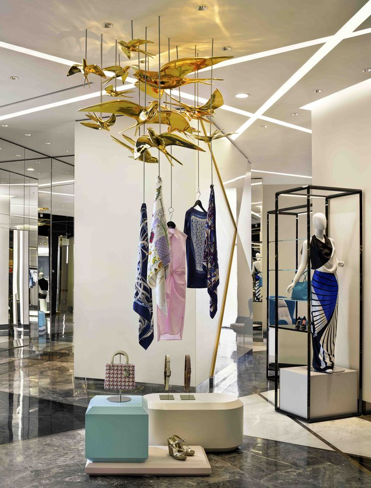 "COSCIA,Shenzhen,China, ""Italian Luxury"",pinned by Ton van der Veer"