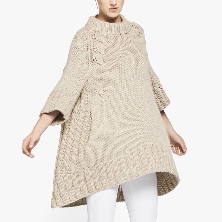 This is the epitome of an investment sweater: luxuriously soft, timelessly chic…