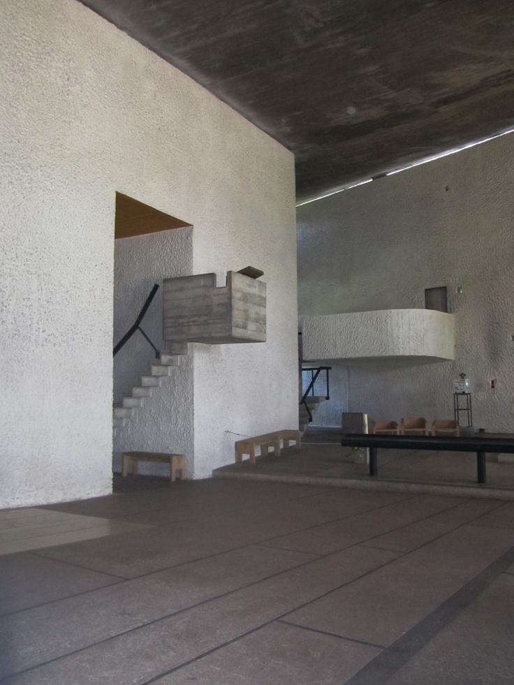 Ronchamps - Le Corbusier