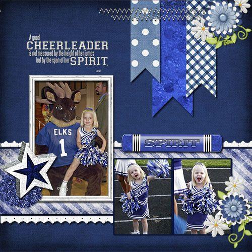 Cheerleader Hadlee : Gallery : A Cherry On Top